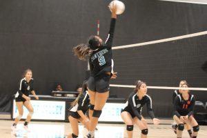 Pioneer Hosts Santa Maria Volleyball