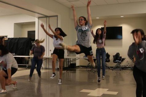 West Side Story Tryouts
