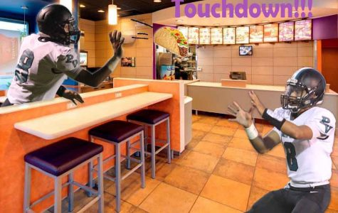Meme of the Week - Taco Touchdown