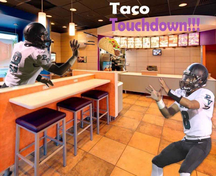 Meme of the Week - Taco Touchdown