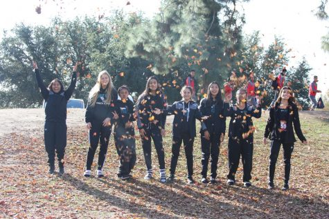 Cross Country Goes To CIF!
