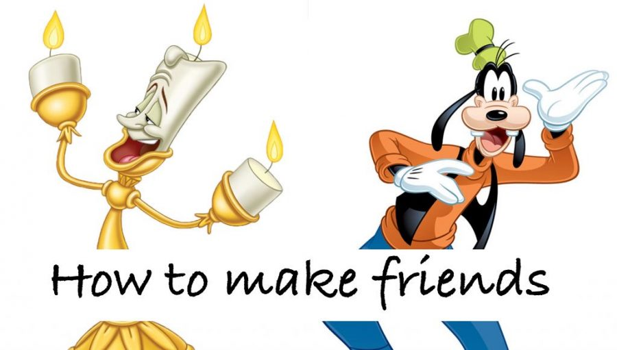 How to Make a Friend in a Distracted Society
