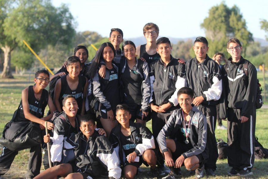 Santa Barbara XC County Championships