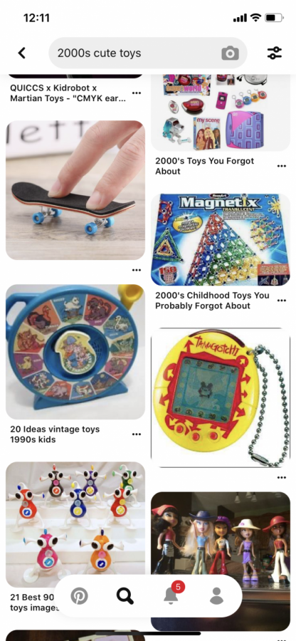 Childhood Toys