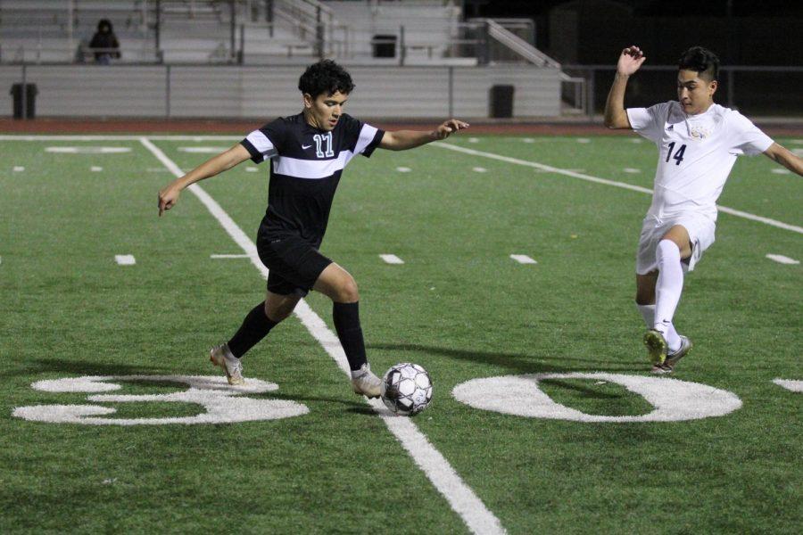 Soccer Season Takes The Field