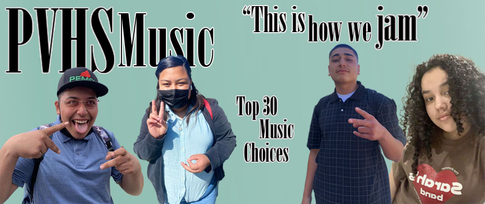 PVHS Music Choices